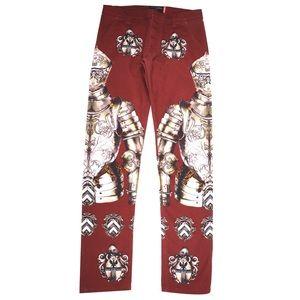 Rare! $995 Dolce & Gabbana Runway Denim Jeans